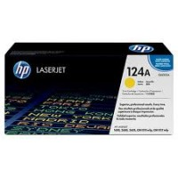 HP 124A Yellow