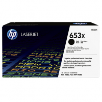 HP 653X Black High