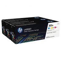 HP 305A Tri-pack