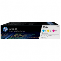 HP 126A Color Pack