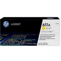 HP 651A Yellow