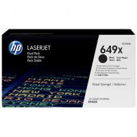 HP 649x Black Dual Pack