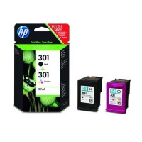 HP 301 Combo Pack