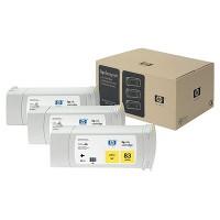 HP 83 UV Yellow Tri-Pack