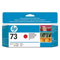 HP 73 Chromatic Red