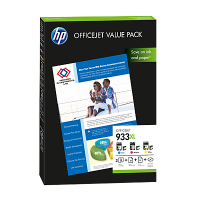 HP 933 XL Value Pack