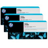 HP 771C Light Magenta Tri-Pack