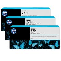 HP 771C Photo Black Tri-Pack