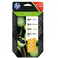 HP 364XL Photo Combo Pack