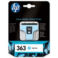 HP 363 Light Cyan