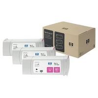 HP 81 Dye Magenta Tri-Pack