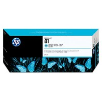 HP 81 Dye Light Cyan