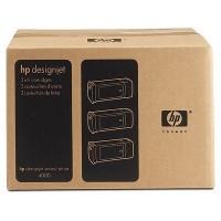 HP 90 XL Cyan Tri-Pack