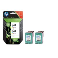 HP 344 Dual Pack