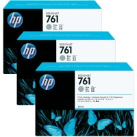 HP 761 Grey Tri-Pack
