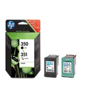 HP 350/351 Combo Pack