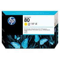 HP 80 Yellow