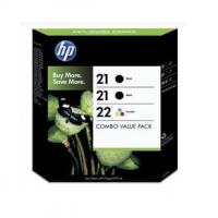 HP 21/21/22 Tri-pack