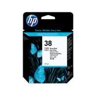 HP 38 Photo Black