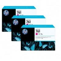 HP 761 Magenta Tri-Pack