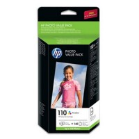 HP 110 Photo Value Pack