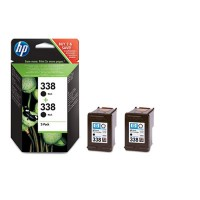 HP 338 Dual Pack