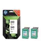 HP 343 Dual Pack