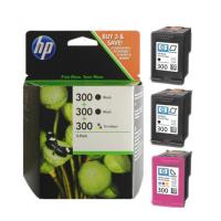 HP 300 Tri-pack