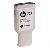 HP 727 XXL Black Matte