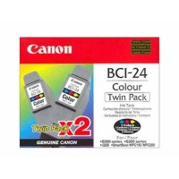 Canon BCI-24CL Dual Pack