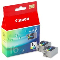 Canon BCI-16 Dual Pack