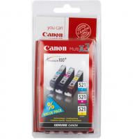 Canon CLI-521CMY